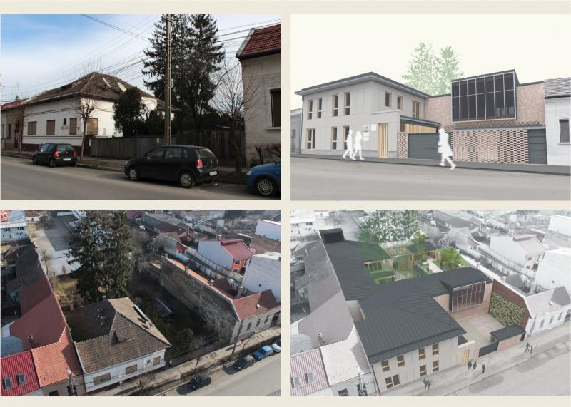 Új szociális innovációs és életminőség-fejlesztő központ Marosvásárhelyen
